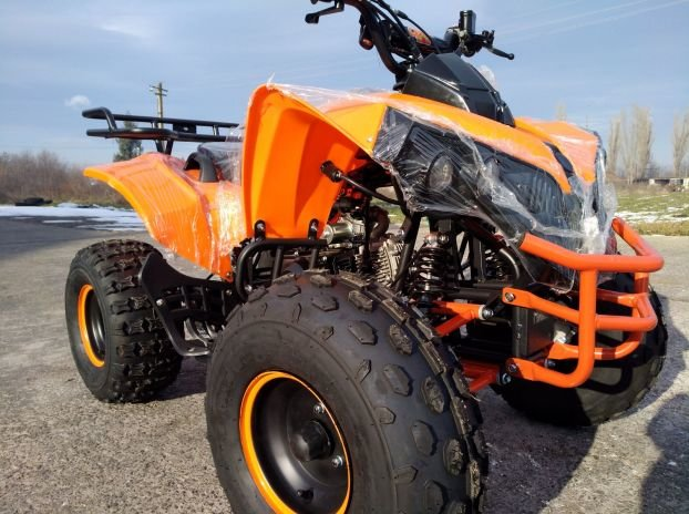ATV Honda VF